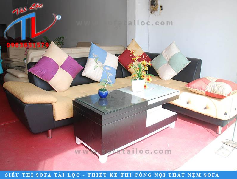 """sofa phòng khách hàng """"xịn"""""""