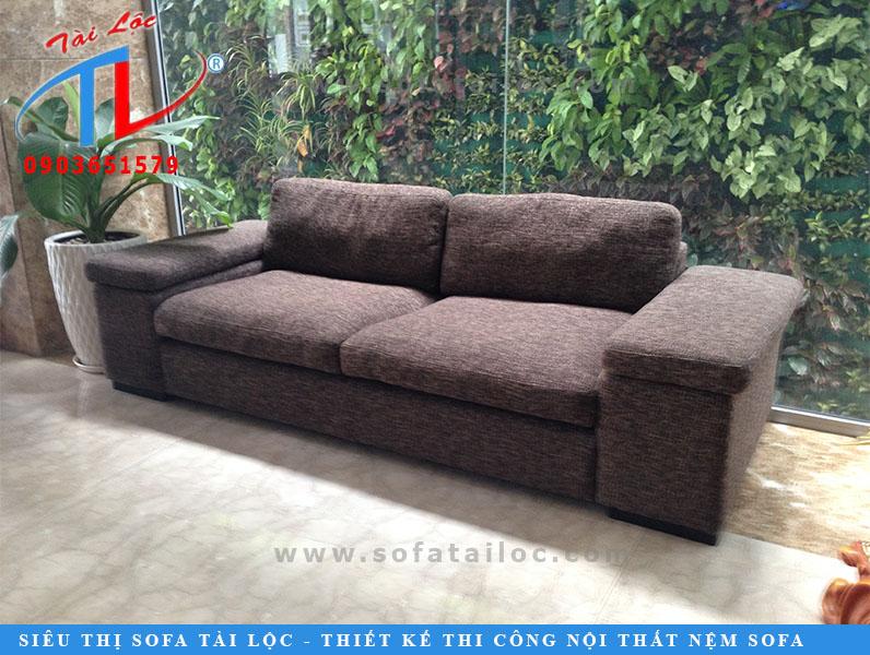 Bọc lại ghế sofa tại nhà - bọc lại ghế sofa giá rẻ là dịch vụ mũi nhọn của nội thất Tài Lộc.