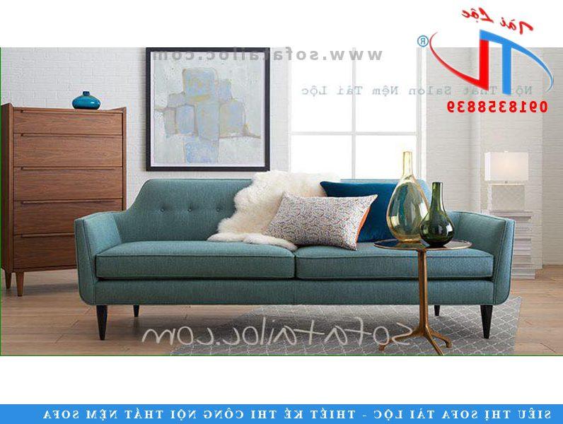 Mẫu sofa băng giá rẻ tinh tế được cắt viền cẩn thận
