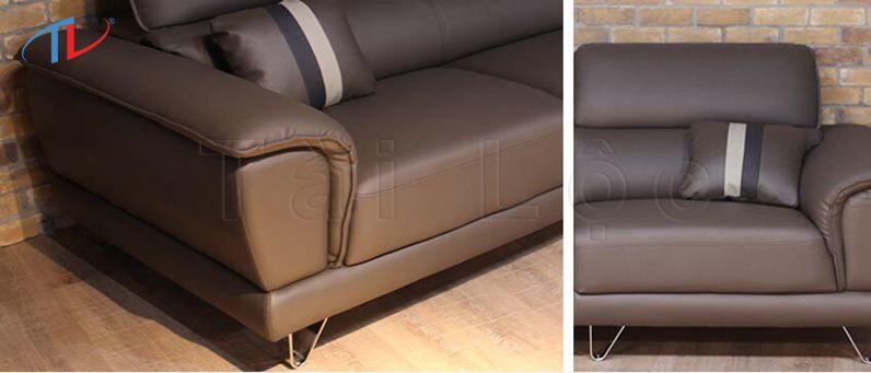 Dịch vụ bọc ghế sofa ở quận 2 của Tài Lộc chỉnh sửa và tân trang bộ ghế một cách hoàn hảo đến từng đường kim mũi chỉ.
