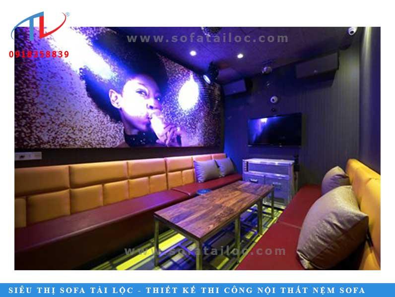 Mua bàn ghế karaoke đẹp tại Tài Lộc để nhận được sự tư vấn tốt nhất cùng các chế độ ưu đãi tuyệt vời.