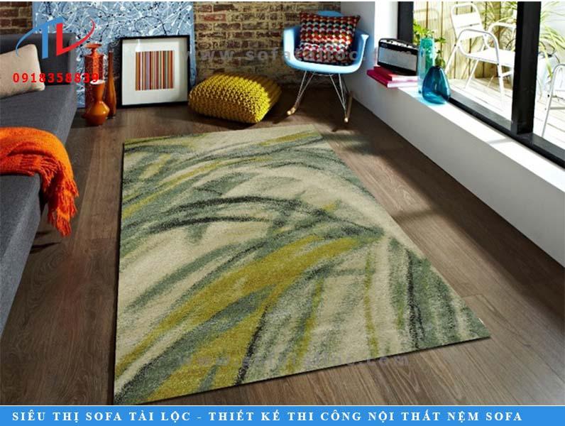 Thảm trải sàn phòng khách lông ngắn umri-56206357