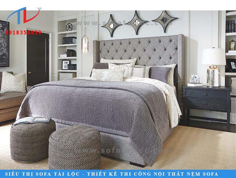 Những mẫu nệm gắn đầu giường đẹp không chỉ khiến chiếc giường đẹp hơn, nâng cấp phòng ngủ mà còn giúp bạn có nơi nghỉ ngơi thoải mái và vô cùng êm ái