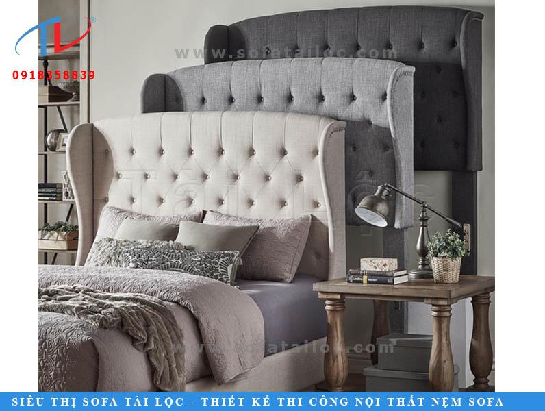Bọc đầu giường bọc nệm là một trong các dịch vụ đứng đầu của công ty Tài Lộc. Nhằm sửa chữa và tân trang vật dụng trang trí và nghỉ ngơi của khách hàng một cách tốt nhất.