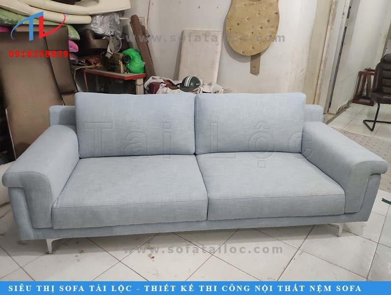 Đóng ghế sofa giá rẻ - Sản xuất bàn ghế sofa đẹp uy tín là hạng mục chủ lực của công ty Tài Lộc