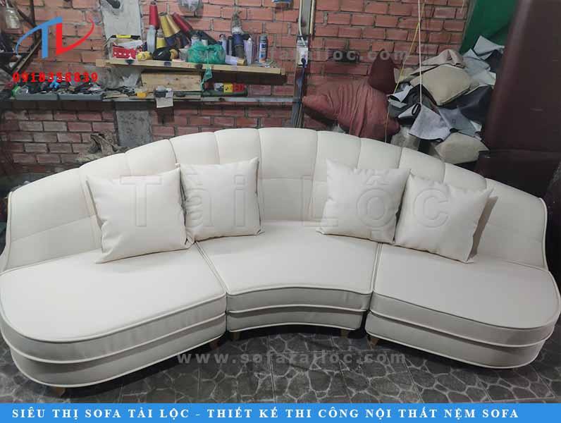 Tài Lộc là xưởng sản xuất sofa đẹp giá rẻ tại TPHCM được đông đảo người tiêu dùng lựa chọn