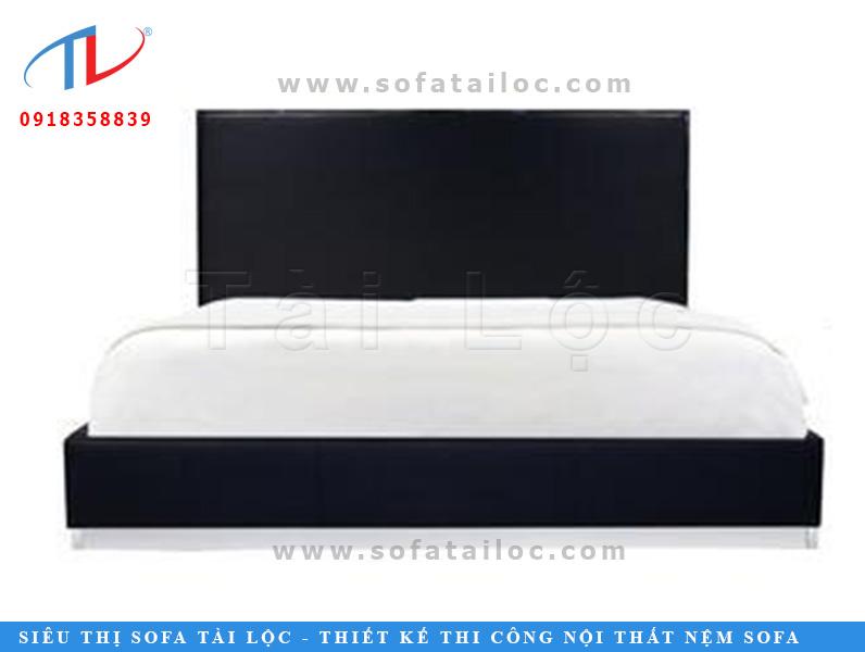 Basic Anna là một trong những mẫu giường đơn giản bậc nhất và cũng được nhiều khách hàng lựa chọn vì tiết kiệm diện tích và giá thành khá mềm.