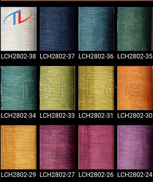 Với nhiều gam màu tân thời liên tục được cập nhật. Tài Lộc là địa chỉ mua vải bọc sofa nhập khẩu được nhiều khách hàng tin dùng.