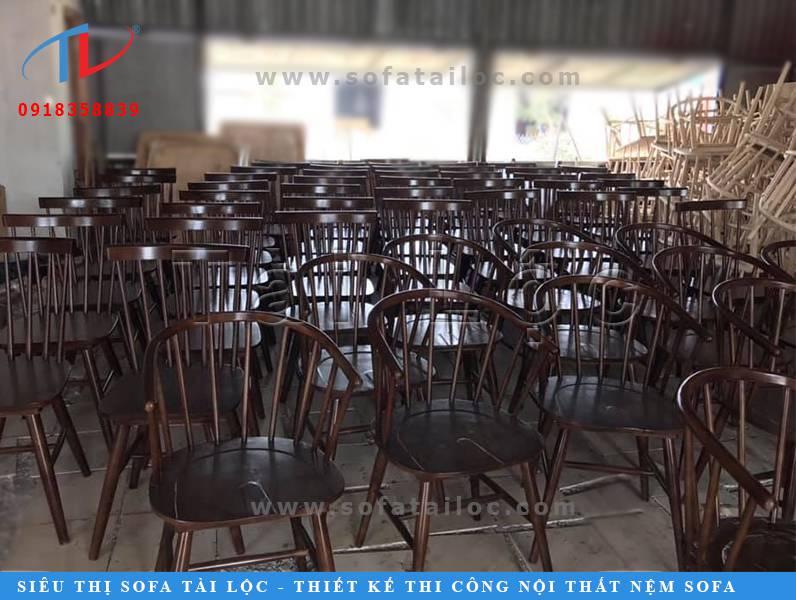 Tài Lộc là xưởng sản xuất ghế cafe đẹp, chất lượng và uy tín với giá thành phải chăng được nhiều khách hàng tin dùng.