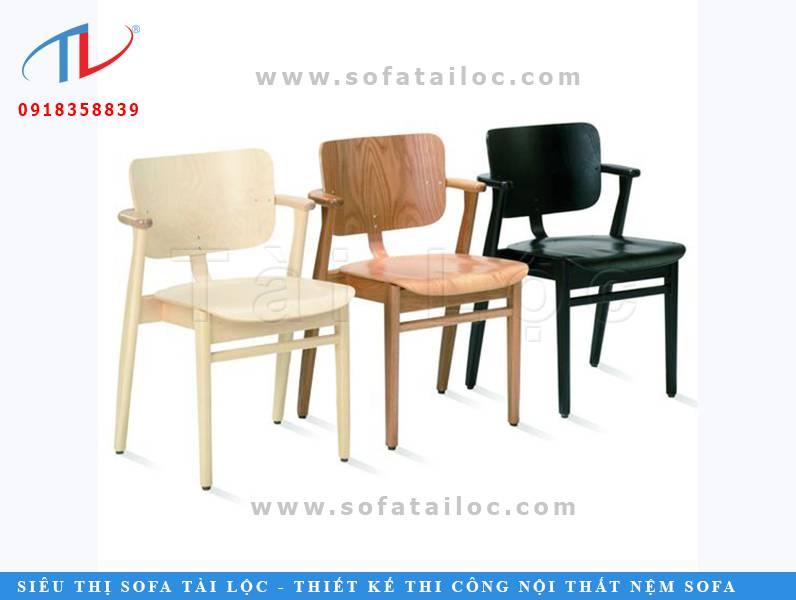 Mẫu ghế CF01 mang nét đẹp hiện đại với phần tay được thiết kế ấn tượng. Phần ngồi và phần tựa được uốn lượn tinh xảo ôm trọn cơ thể. Cho bạn một chỗ ngả lưng đễ chịu và thoải mái. Nó cũng được sơn bằng nhiều màu sắc tinh tế. Tài Lộc là nơi cung cấp bàn ghế cafe giá sỉ uy tín được nhiều khách hàng tin dùng