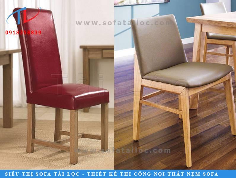 Mẫu ghế sofa cafe đẹp giá rẻ êm ái CF49 và CF50 mang form dáng hiện đại. Ghế được bọc da sành điệu và dễ vệ sinh