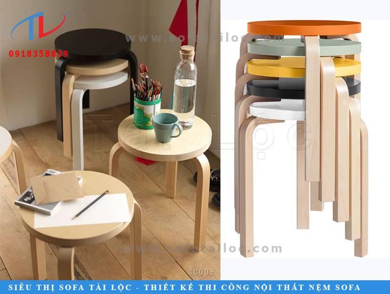 Mẫu bàn ghế cafe nhỏ gọn giá rẻ CF12 là một trong những gợi ý khá tốt dành cho các quán cafe có không gian nhỏ hẹp