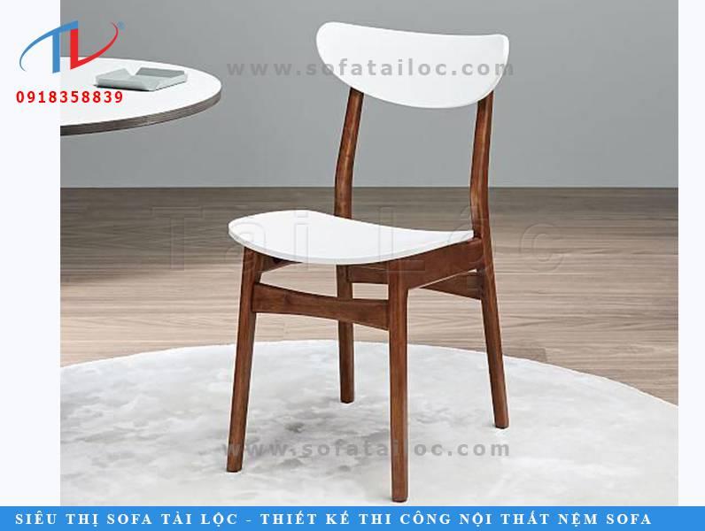 Mẫu ghế cafe gỗ đẹp CF16 phù hợp với hầu hết mọi thiết kế quán cafe hiện nay
