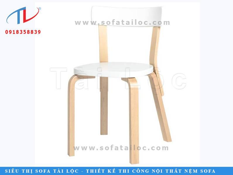 Mẫu ghế CF19 với gam màu trắng tinh tế và cuốn hút. Được phối trộn với phần khung màu kem nude vô cùng hoàn hảo. Bạn thắc mắc không biết nên mua bàn ghế cafe ở đâu? Tài Lộc chính là lựa chọn phù hợp.