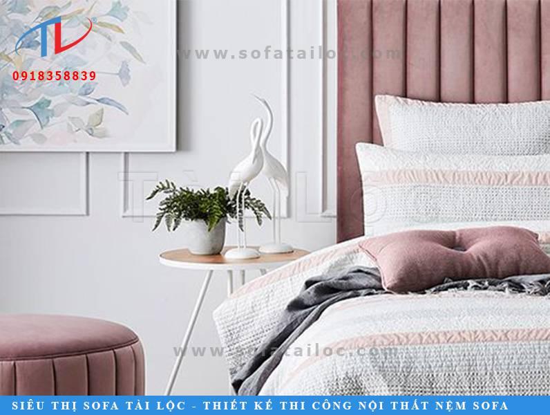 Những mẫu nỉ ốp tường đẹp đang dẫn đầu xu hướng thiết kế nội thất trong những năm gần đây.