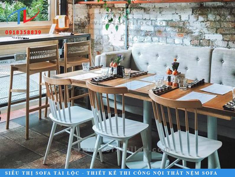 CF20 với vẻ đẹp hiện đại vừa đủ giúp không gian quen thuộc, gần gũi. Không khó để tìm những mẫu bàn ghế sofa cà phê trên thị trường. Thế nhưng muốn tìm tận gốc, Tài Lộc chính là phương án thích hợp dành cho bạn. Công ty nhận sản xuất ghế cafe theo yêu cầu với số lượng càng nhiều đơn giá càng tốt.