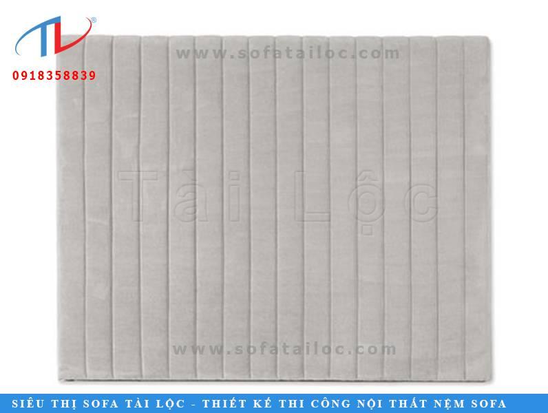 Theo thống kê, Tài Lộc thi công nỉ ốp tường bọc nệm có màu xám hay be là nhiều nhất. Các khách hàng cực kỳ ưa chuộng 2 gam màu này.