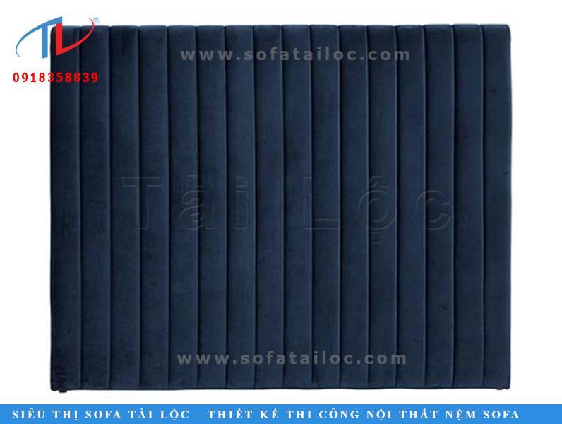 Thiết kế nỉ ốp tường bọc nệm là một trong những thế mạnh hàng đầu của Tài Lộc