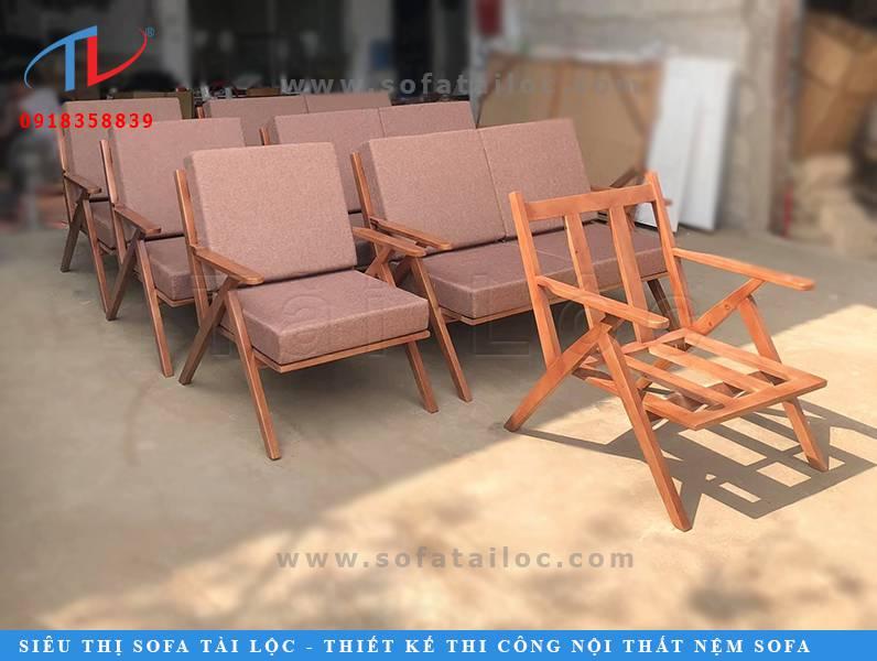 Tài Lộc là công ty có xưởng đóng ghế sofa gỗ đẹp uy tín được nhiều khách hàng tin tưởng.