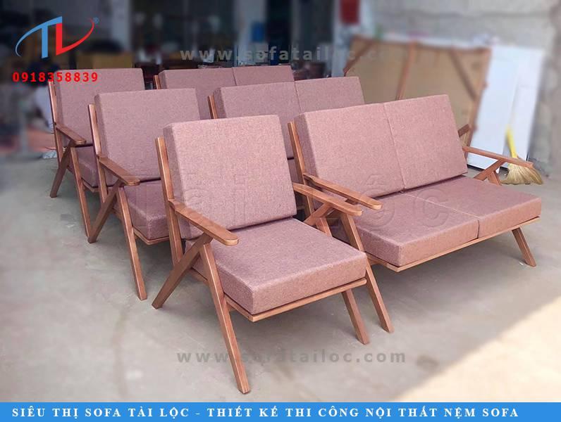 Tài Lộc là công ty có xưởng đóng sofa gỗ, bàn ghế gỗ tại TPHCM, Đồng Nai và Bình Dương