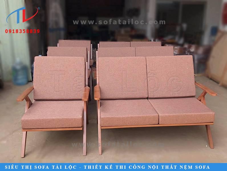 Bạn muốn mua sofa giá xưởng? Đừng ngại ghé thăm xưởng sản xuất bàn ghế sofa gỗ đẹp uy tín của Tài Lộc nhé.