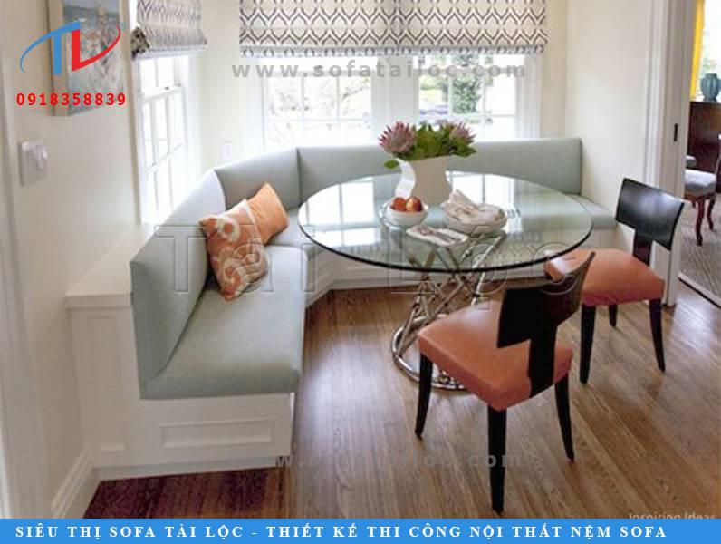 Một bộ bàn ghế sofa cafe thật sự đẹp khi nó tạo nên sự hài hòa và cân bằng với mọi vật dụng xung quanh nó.