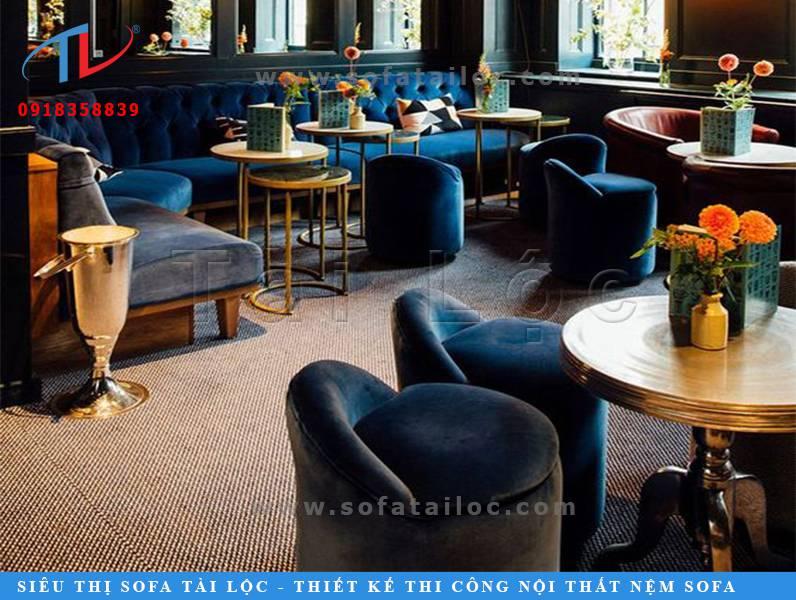 Tài Lộc với dịch vụ đóng mới sofa cafe đẹp chính là lựa chọn hoàn hảo nhất cho các khách hàng hiện nay.
