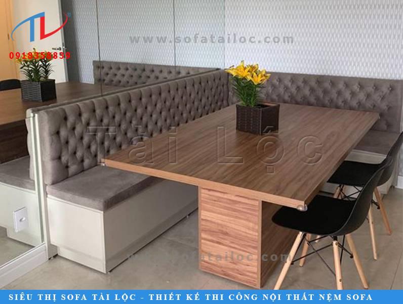 Giá bàn ghế sofa cafe đẹp không chỉ phụ thuộc vào kiểu dáng ghế, kích thước, chất liệu mà còn dựa trên số lượng thực tế mà khách hàng cần có để sử dụng.