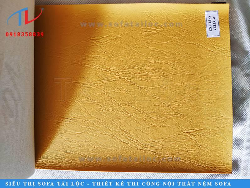 Kho mẫu vải da simili Hàn Quốc tại Tài Lộc lên đến con số hàng chục ngàn mẫu mã với số lượng màu sắc phong phú