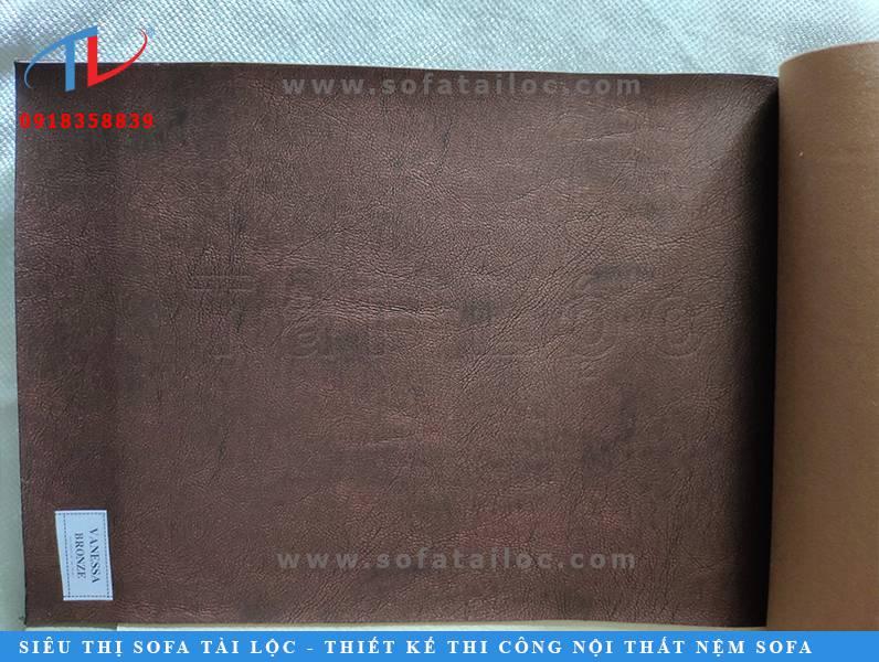 Mẫu simili màu nâu truyền thống rất được nhiều khách hàng yêu thích.