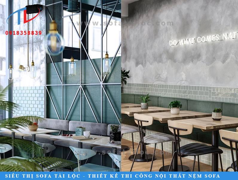 Mẫu ghế cafe đẹp giá rẻ cho quán cafe hiện đại SQCF10 và SQCF11 năng động, trẻ trung