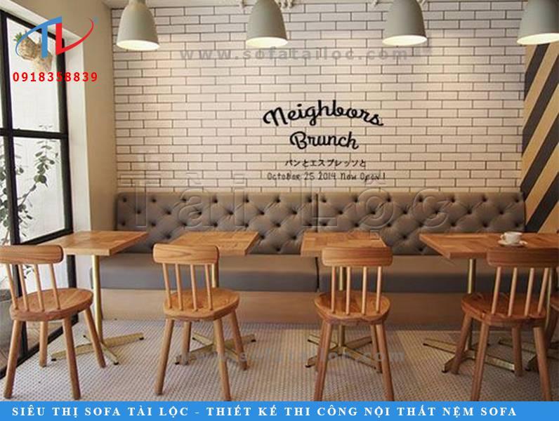Tài Lộc là nơi chuyên sản xuất và mua bán bàn ghế sofa cafe đẹp uy tín và chất lượng với nhiều mẫu ghế cafe sang trọng và thu hút.