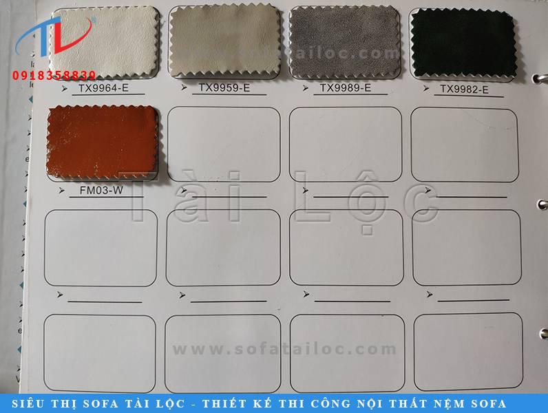 Tài Lộc là địa chỉ mua bán da công nghiệp bọc ghế sofa nhập khẩu uy tín được nhiều khách hàng tin dùng.
