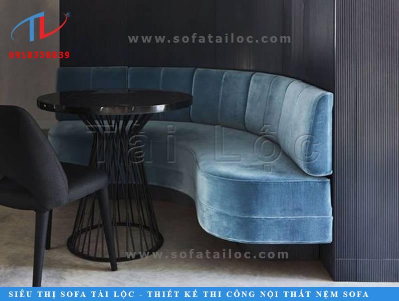 Những mẫu bàn ghế sofa cafe đơn đẹp hay các mẫu ghê sofa cafe cổ điển khá thịnh hành trong thời gian gần đây. Vì trực tiếp nhập khẩu và sản xuất và mua bán sofa cafe đẹp nên Tài Lộc sẽ tạo cho bạn một không gian vô cùng cuốn hút.
