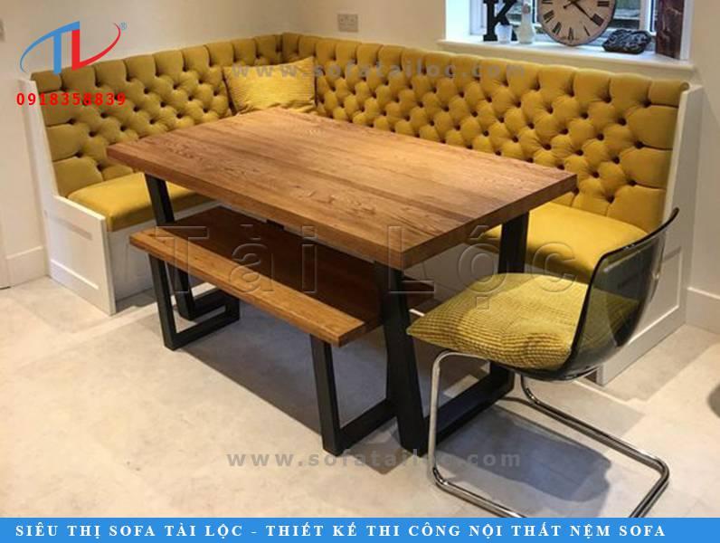 Là một trong những xưởng sản xuất bàn ghế cafe sofa đẹp, chất lượng. Công ty luôn cố gắng cập nhật những mẫu mã hiện đại và mới nhất cho khách hàng của mình.