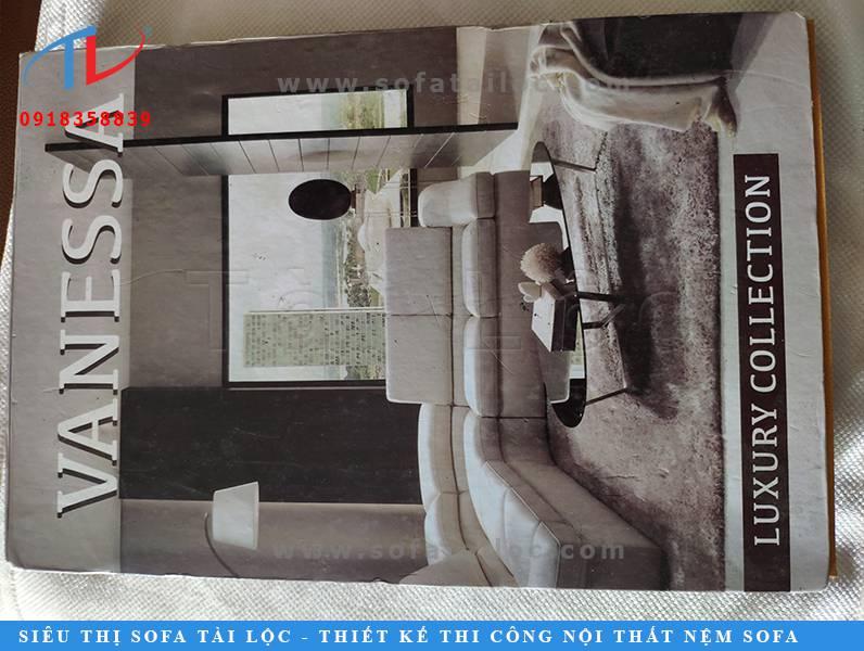Tập mẫu simili làm ghế sofa Hàn Quốc được nhiều đối tác thiết kế, nhà sản xuất nội thất lựa chọn