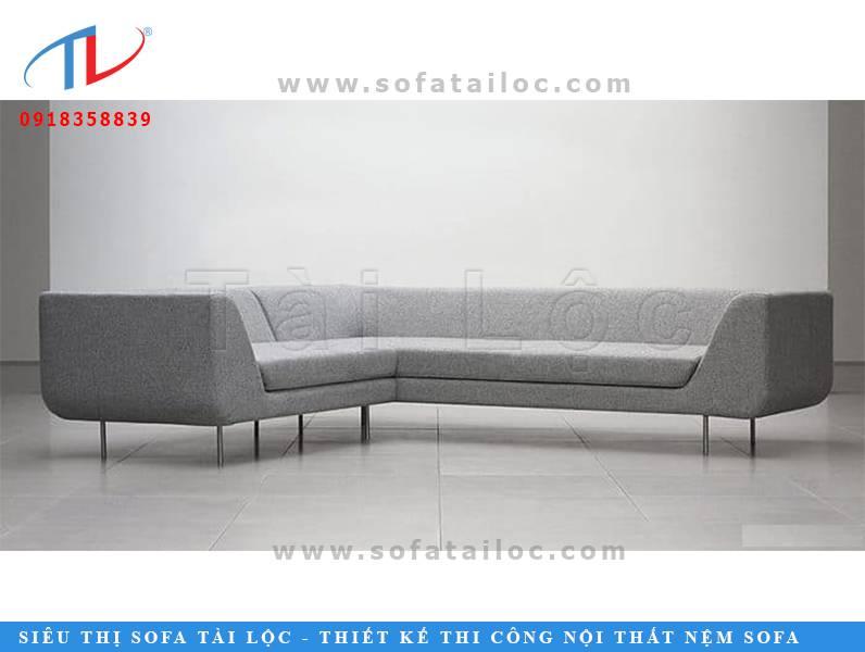 Những mẫu bàn ghế sofa cafe đẹp giá rẻ với tông màu xám trắng luôn là lựa chọn hàng đầu của khách hàng. Nó dễ dàng hòa phối với những không gian hiện đại và có thể kết hợp với hầu hết các gam màu nội thất khác.
