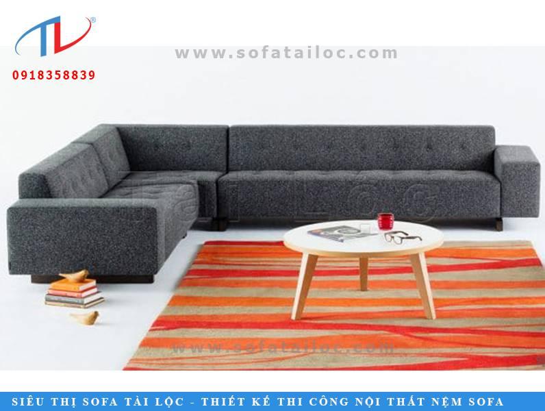 Bộ bàn ghế sofa cafe đẹp giá rẻ với góc L xinh xắn luôn là một trong các lựa chọn thiết thực nhất hiện nay.