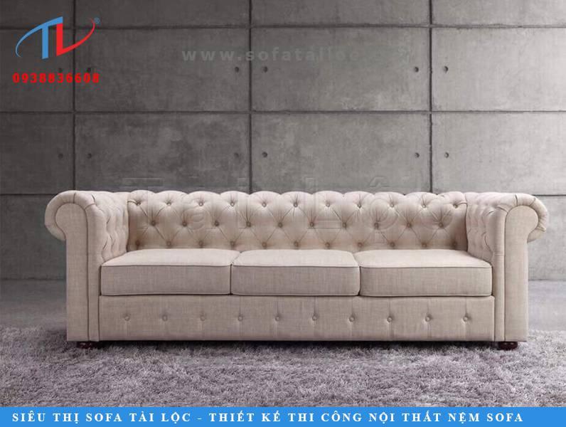 May bọc ghế sofa cafe là cách bạn có thể thay đổi và tân trang không gian một cách nhanh chóng. Ngoài ra, bạn có thể dễ dàng thay đổi chất liệu và màu sắc bên ngoài của bộ ghế khiến nó mới lạ không khác gì mua mới. Với một số mẫu ghế Tài Lộc cũng có thể thay đổi một chút về kiểu dáng tùy theo sở thích của khách hàng.