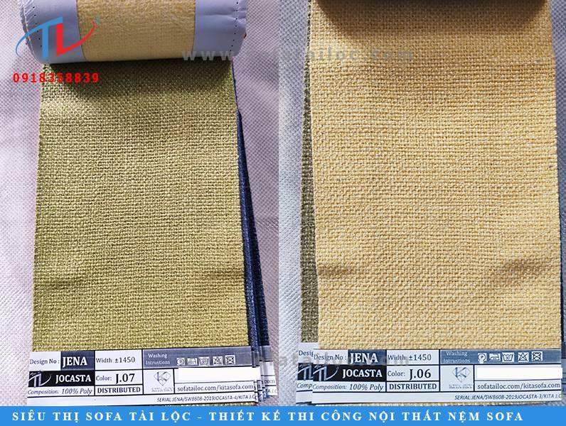 Tài Lộc là công ty có kho mẫu chất liệu bọc ghế sofa uy tín với nhiều mẫu mã hiện đại