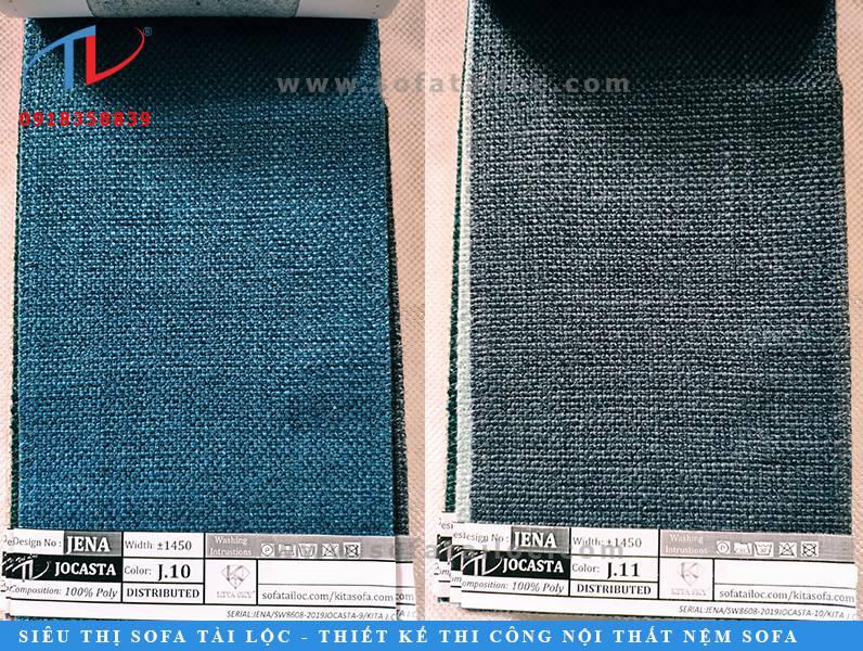 Kho mẫu vải bọc ghế sofa của Tài Lộc cung cấp đầy đủ các chất liệu vải bố thô canvas, vải nhung tuyết mịn, vải nhung lông, da thật, da công nghiệp, giả da cao cấp simili, PE,...