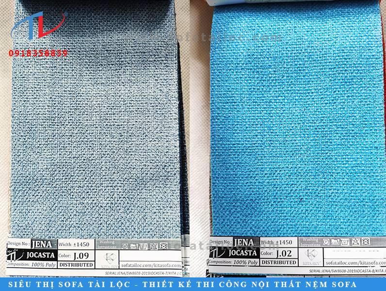 Là một trong các địa chỉ bán vật liệu làm ghế sofa uy tín, Tài Lộc có một kho mẫu vải da simili đẹp mắt với nhiều mẫu mã trơn hay mã hoa văn với những họa tiết độc lạ bắt mắt.