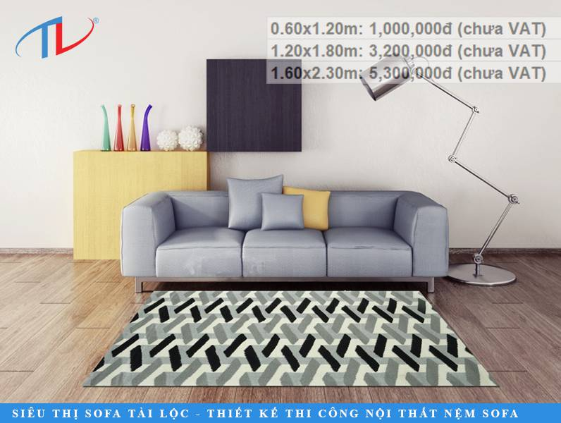 Tài Lộc là đơn vị cung cấp mẫu thảm trải sofa giá rẻ tại TPHCM, Hà Nội, Cần Thơ, Đà Nẵng và trên toàn quốc uy tín nhất hiện nay