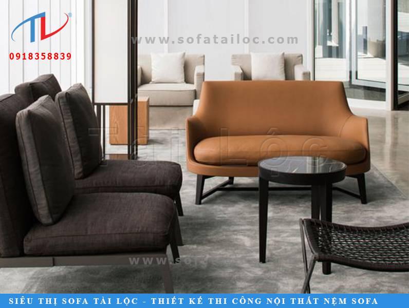 Tài Lộc là một nơi sản xuất sofa cafe đẹp giá rẻ TPHCM uy tín. Không khó để bạn sở hữu những mẫu bàn ghế cafe độc lạ theo ý thích của mình.