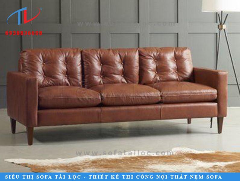 Tài Lộc là một trong các địa chỉ sản xuất, mua bán sofa da microfiber sang trọng và đẳng cấp cho không gian nhà bạn.