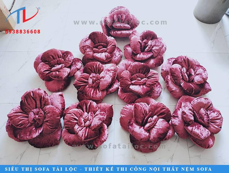 Gối hoa hồng có thể trở thành một món quà hết sức ý nghĩa và tiện ích