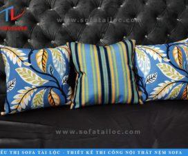 Gối sofa là món đồ trang trí được nhiều khách hàng quan tâm, là điểm nhấn hoàn hảo cho bộ ghế sofa nhà bạn.