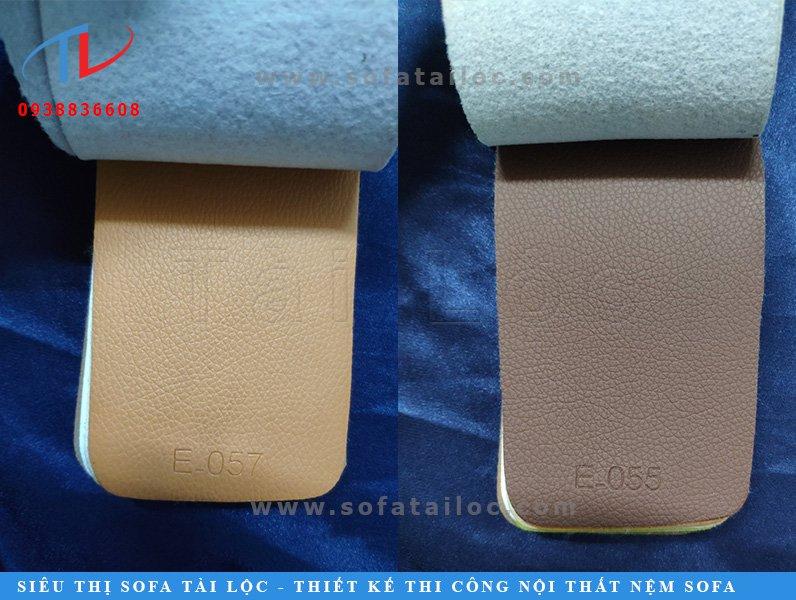 Kho vải da từ Tài Lộc có đa dạng các màu sắc hiện đại và thời thượng như nâu, đen, xám, kem, trắng cho đến các gam màu nổi bật như đỏ, cam, vàng, xanh lá, xanh dương,...