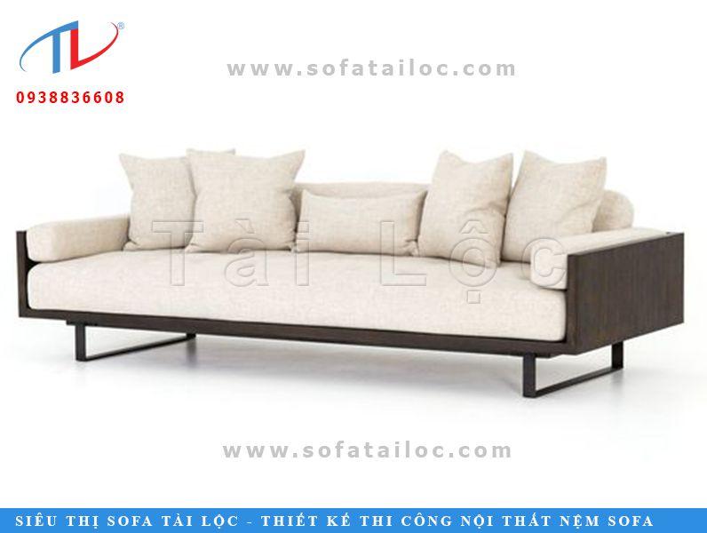 Hãy mua số lượng gối sofa gỗ phù hợp nhất với kích thước bộ ghế nhà bạn