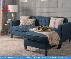 Sofa phòng khách căn hộ với thiết kế hiện đại là món quà nội thất tinh tế cho không gian nhà bạn thêm thanh lịch, sang trọng